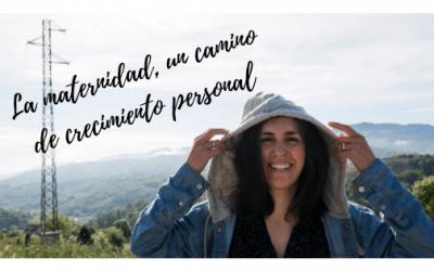 La MATERNIDAD, un camino de CRECIMIENTO PERSONAL